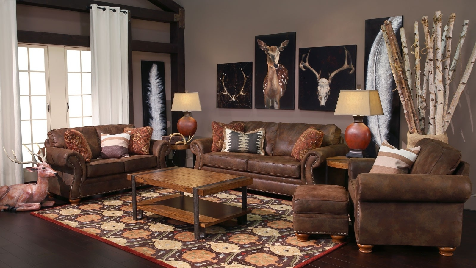 Gallery Furniture Intended For Sectional Sofas In Houston Tx (View 4 of 20)