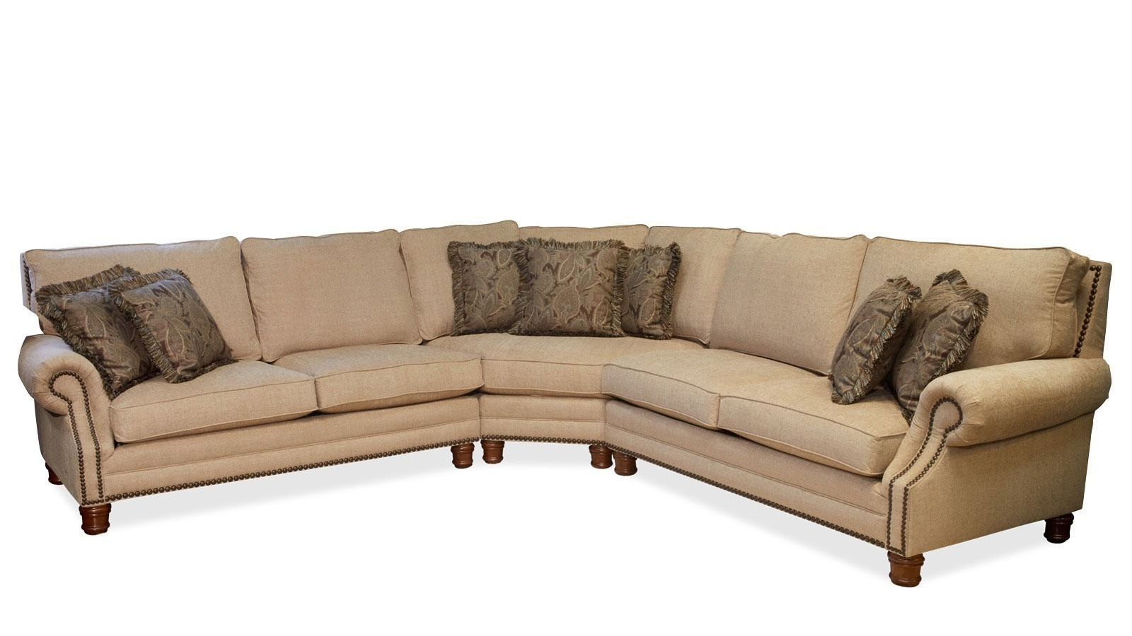 Gallery Furniture Regarding 2019 Gallery Furniture Sectional Sofas (View 7 of 20)