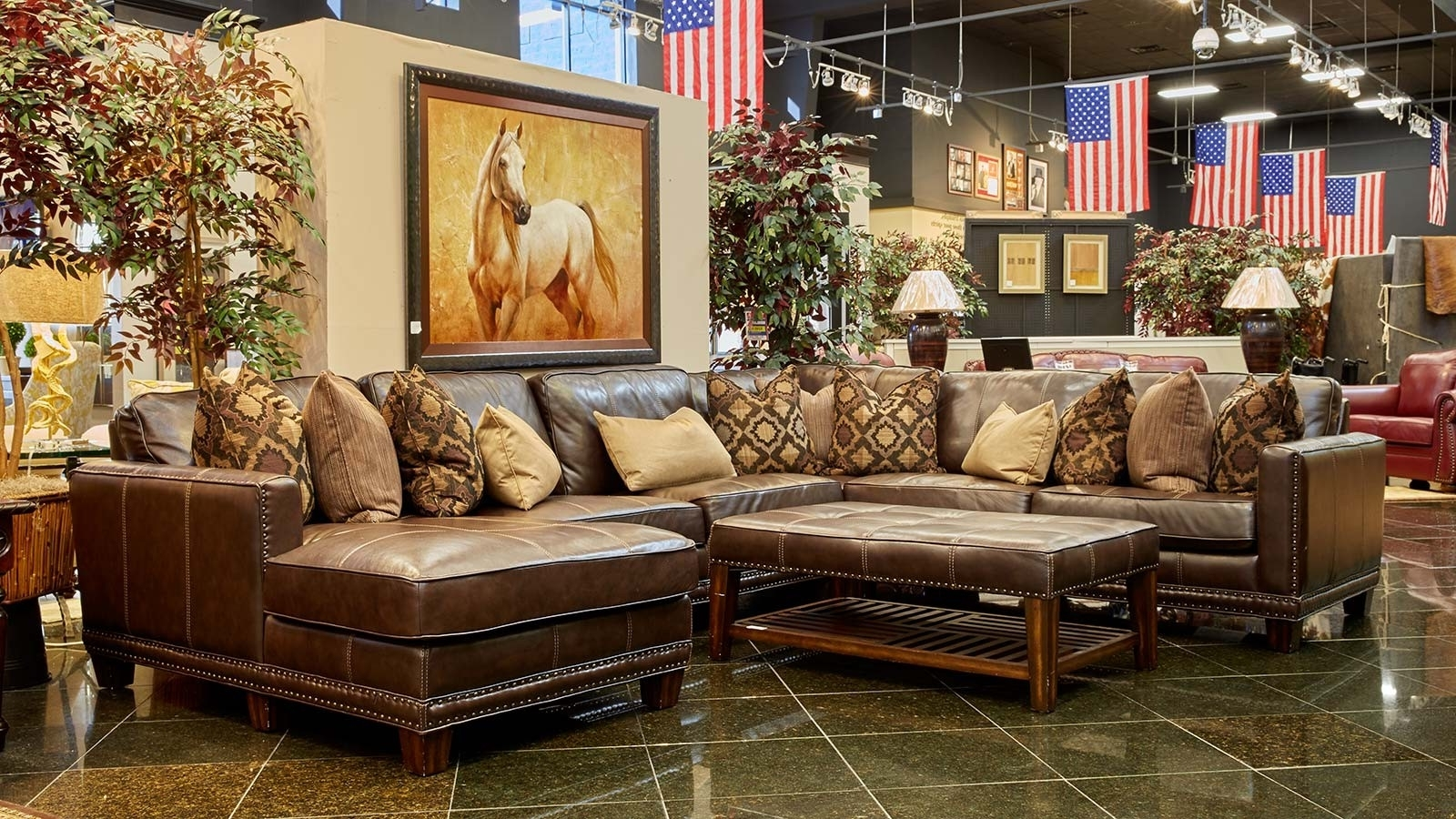 Gallery Furniture Sectional Sofas Pertaining To Newest Wichita Raf Sectional (View 11 of 20)