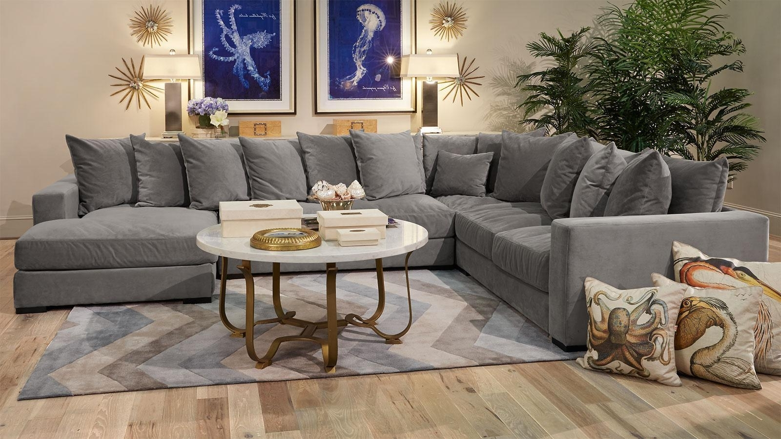 Gallery Furniture Sectional Sofas With Well Known Living Room Inspirations (View 14 of 20)
