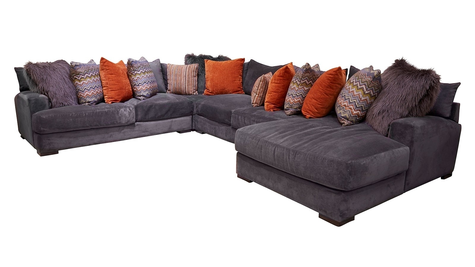 Gallery Furniture With Regard To Newest Gallery Furniture Sectional Sofas (View 15 of 20)