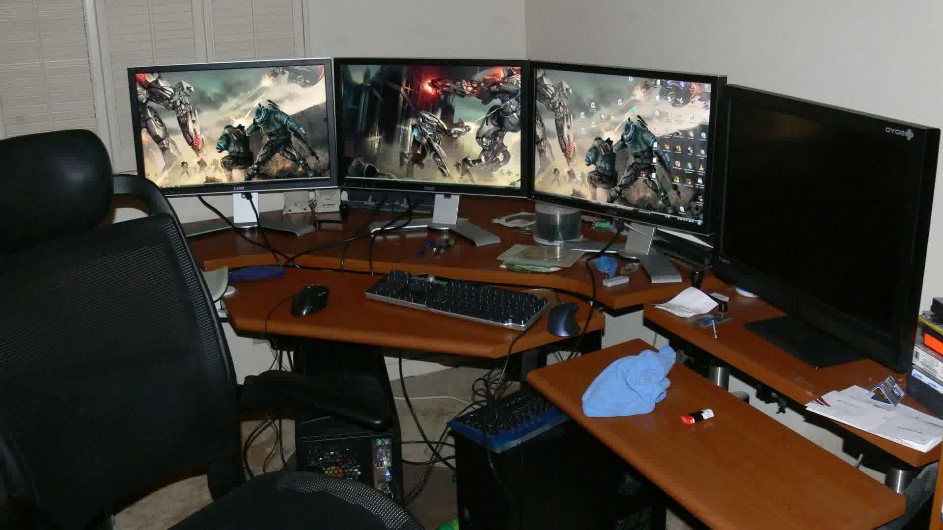 Gaming Computer Desks Throughout Most Recently Released Good Computer Desks For Gaming – Laphotos (View 9 of 20)
