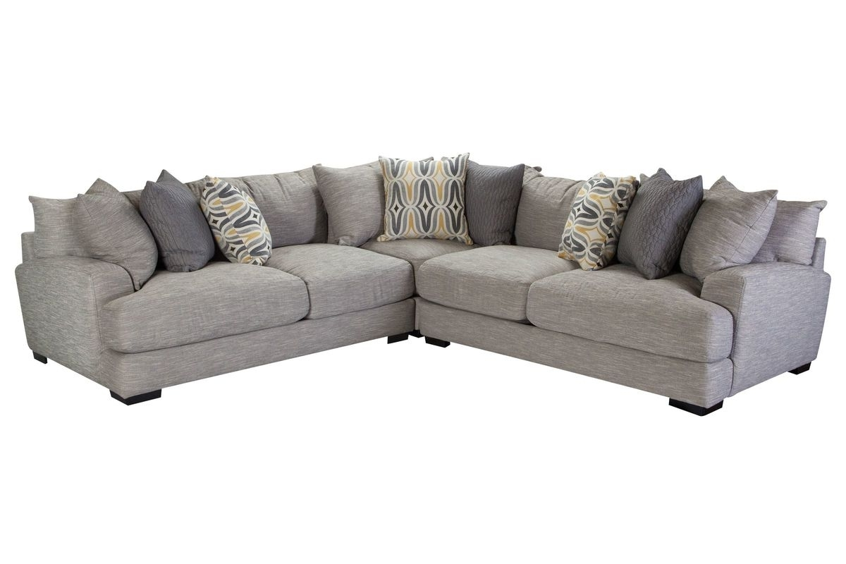 Gardner White Sectional Sofas In Popular Barton 3 Piece Sectional At Gardner White (Gallery 10 of 20)