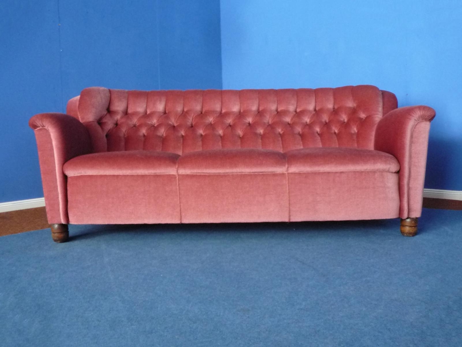 German Sofa, 1930s For Sale At Pamono Inside Most Recently Released 1930s Sofas (View 17 of 20)