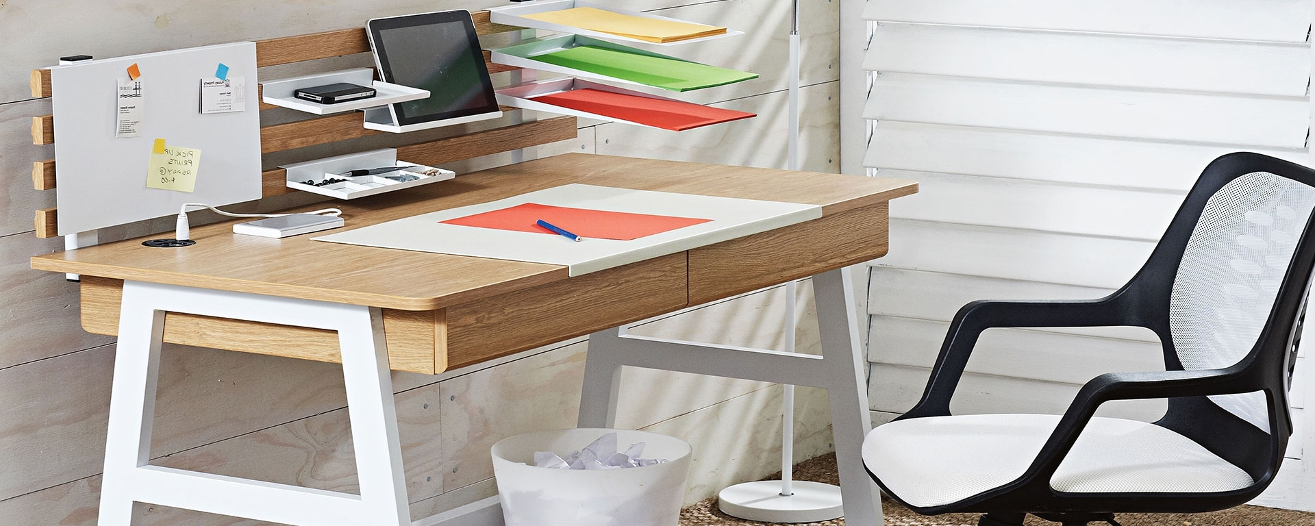 Get Set For A Productive Year With Our Home Office Solutions Inside Trendy Harvey Norman Computer Desks (Gallery 6 of 20)