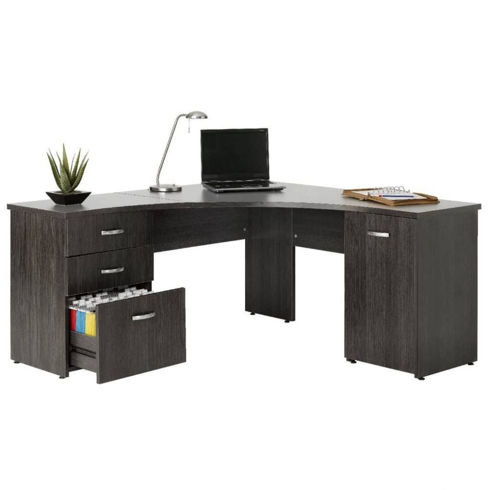 Gold Coast Computer Desks In Most Current Office Desk : Cheap Corner Desk Bunnings Cabinets Long Office Desk (View 9 of 20)