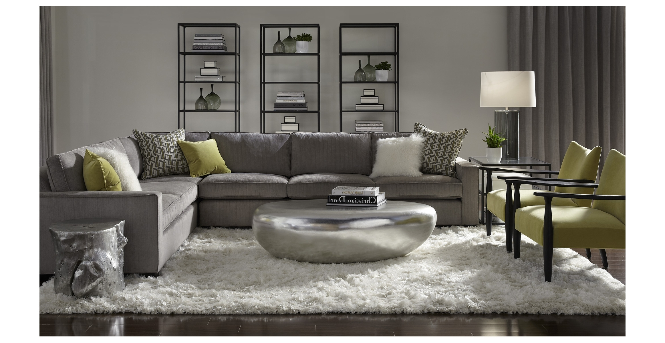 Gold Sectional Sofas Intended For Best And Newest Mitchell Gold Sectional Sofa (Gallery 6 of 20)