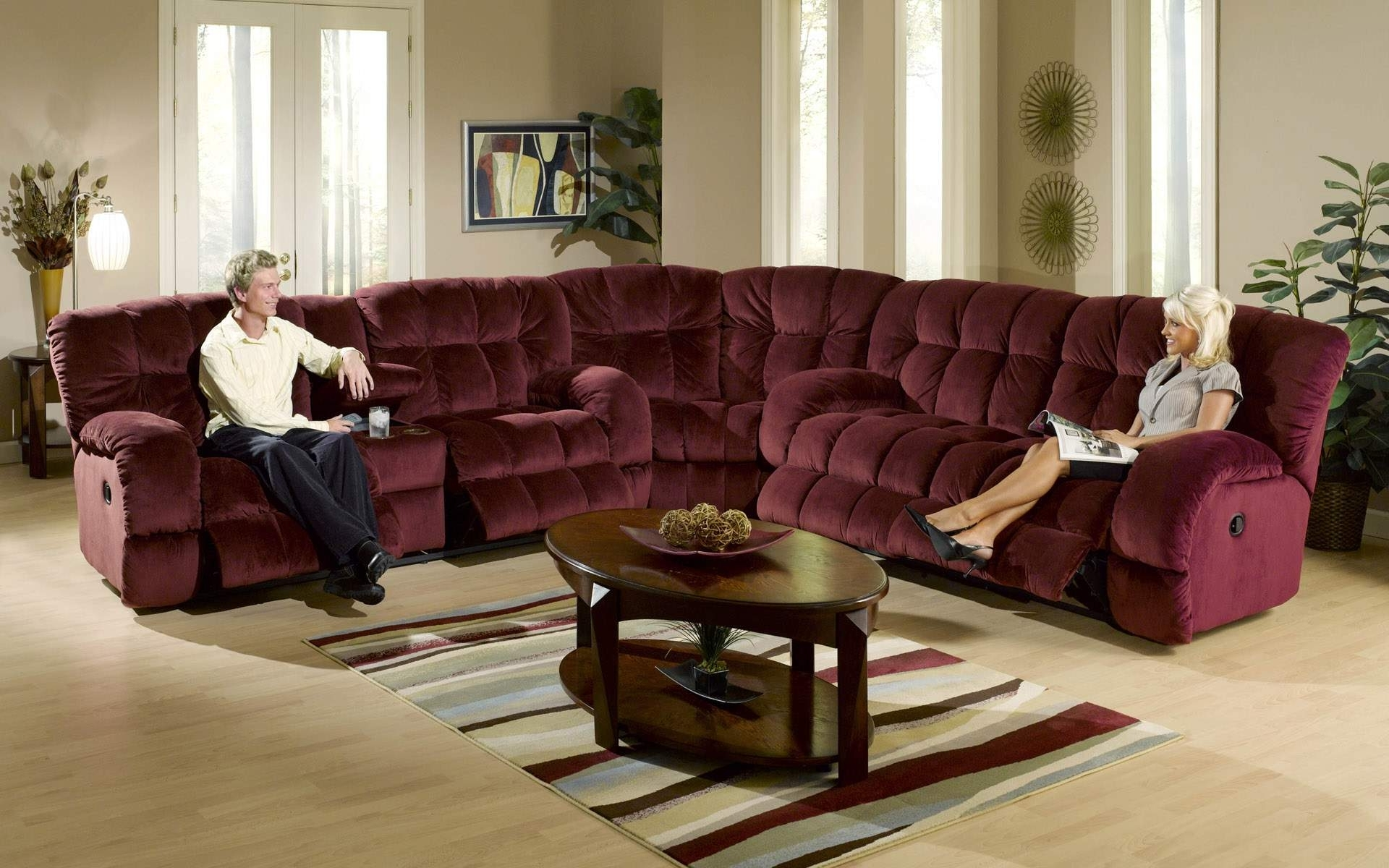 Good Quality Leather Sectional Sofas (View 18 of 20)