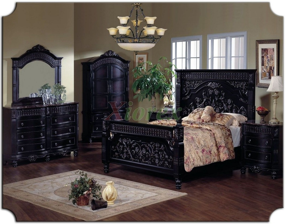 Gothic Bedroom Furniture Sets – Gothic Bedroom Furniture For Within Current Gothic Sofas (View 6 of 20)