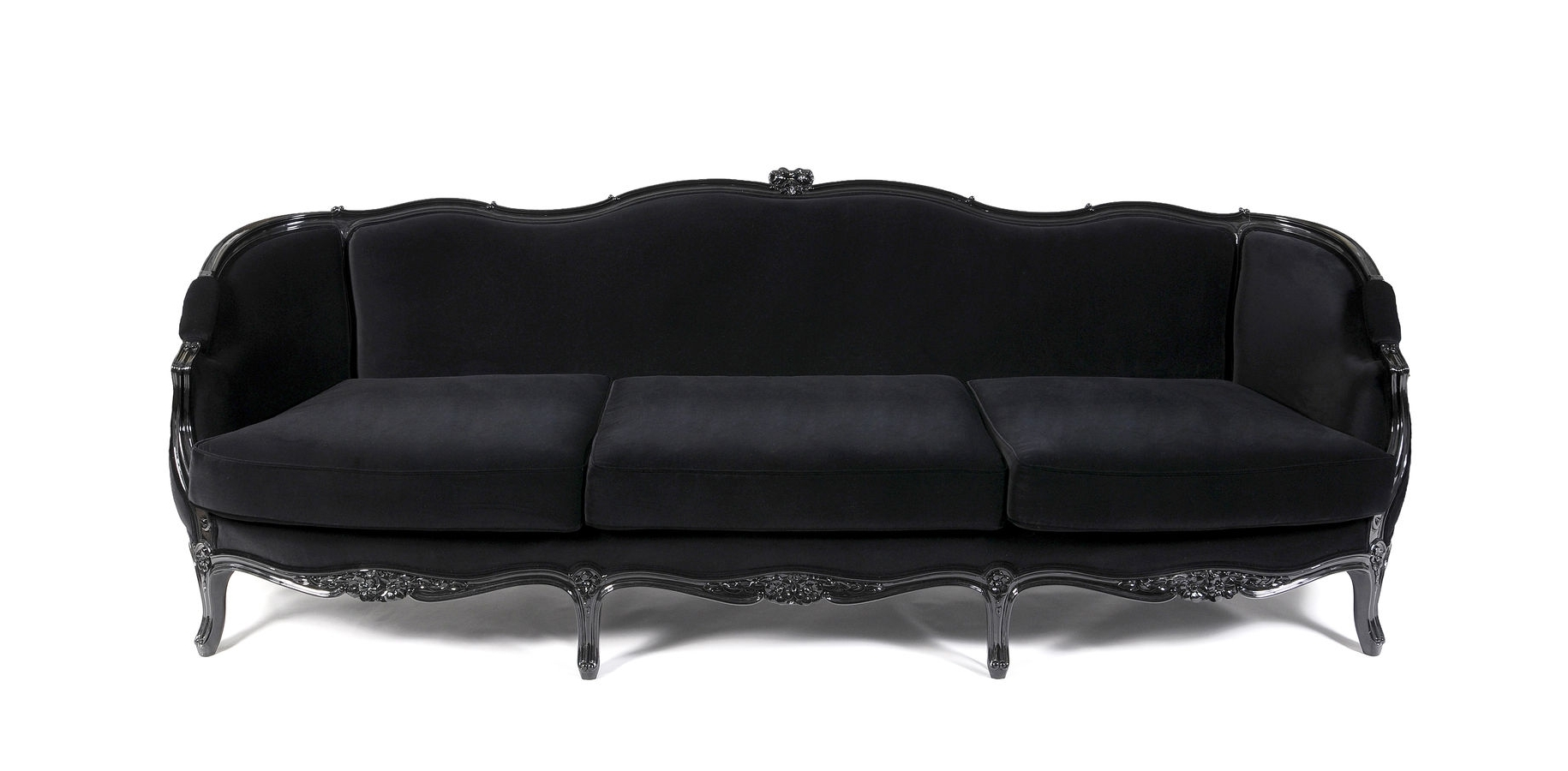 Gothic Sofas In 2019 Sofa : Gothic Desk Gothic Couch Gothic Room Decor Gothic Sofas For (View 8 of 20)
