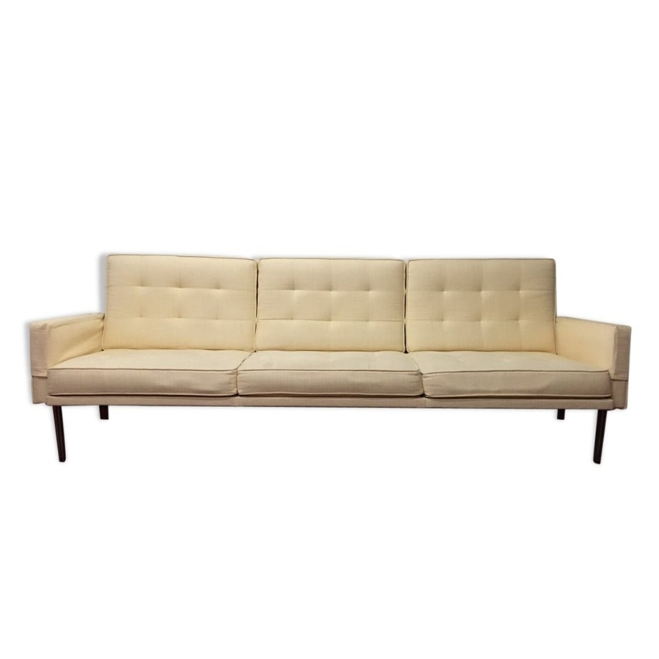 Grand Sofa From Florence Knoll Circa 1960 Beige – Benches – Sofa Intended For Favorite Florence Grand Sofas (View 10 of 20)