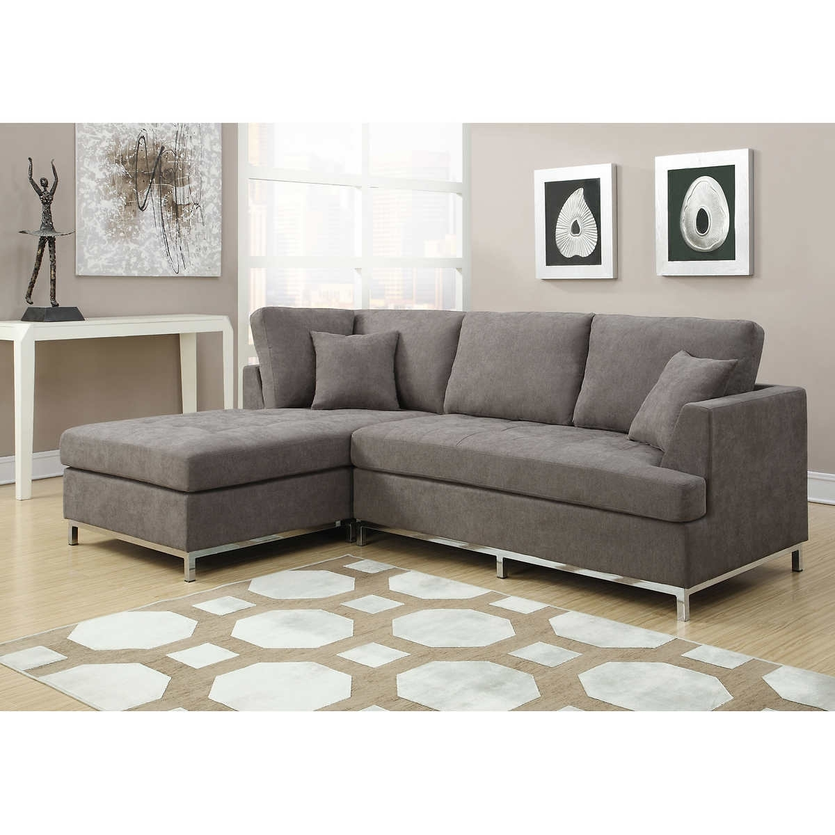 Gray Sectional Sofa Costco – Home Design Ideas And Pictures Regarding 2018 Tucson Sectional Sofas (View 11 of 20)
