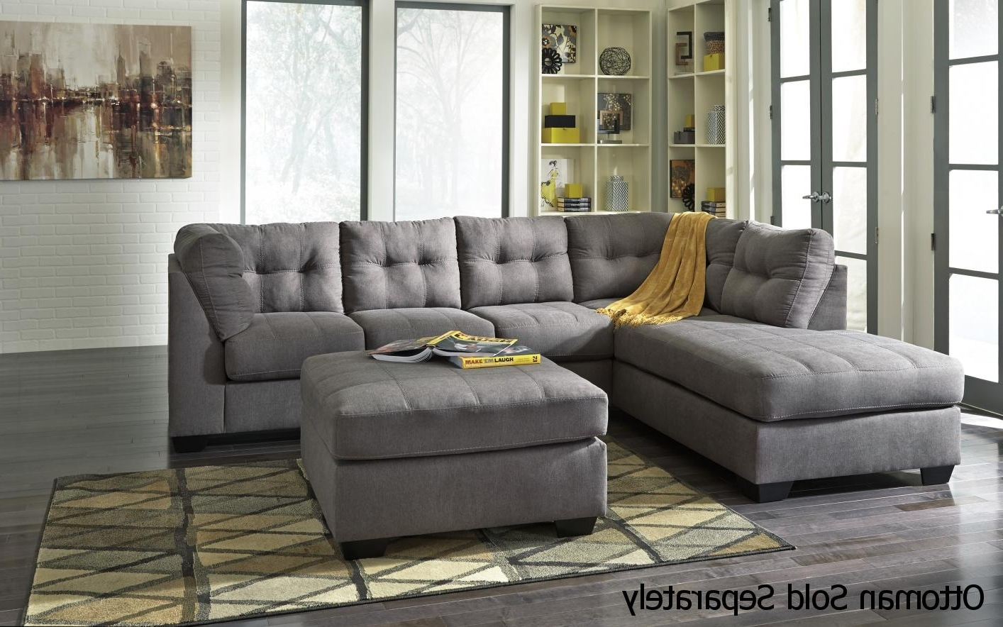 Gray Sectional Sofa Plus Also Fabric Sectional Sofas Plus Also For Recent Light Grey Sectional Sofas (View 4 of 20)