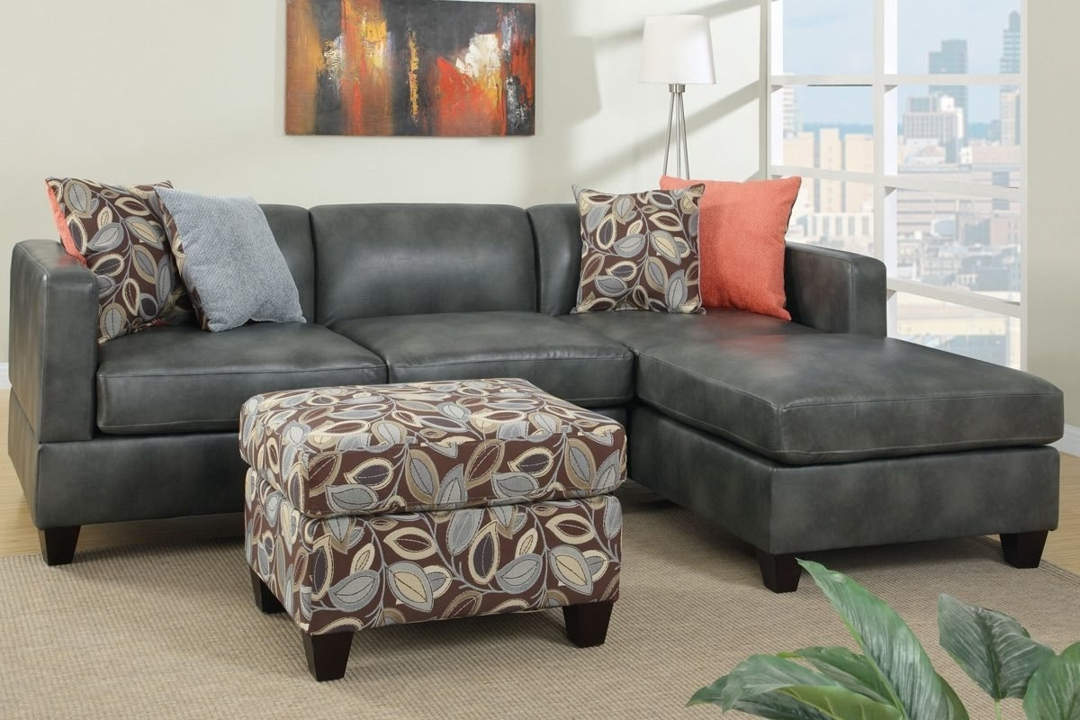 Great Charcoal Gray Sectional Sofa With Chaise Lounge 13 For Your Within Best And Newest Sectional Sofas In Houston Tx (View 19 of 20)