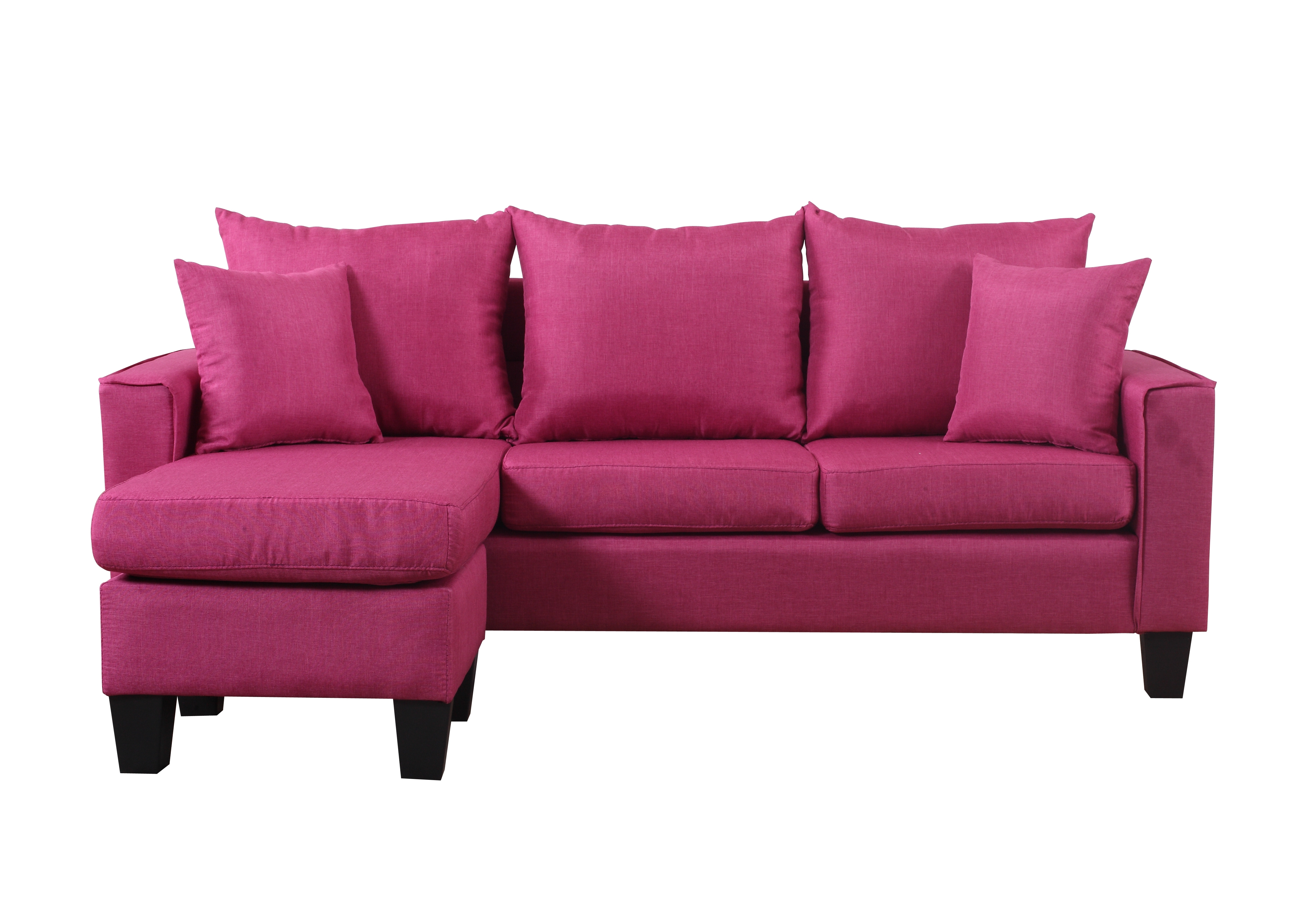 Green Sectional Sofas – Walmart Pertaining To Popular Green Sectional Sofas (Gallery 20 of 20)