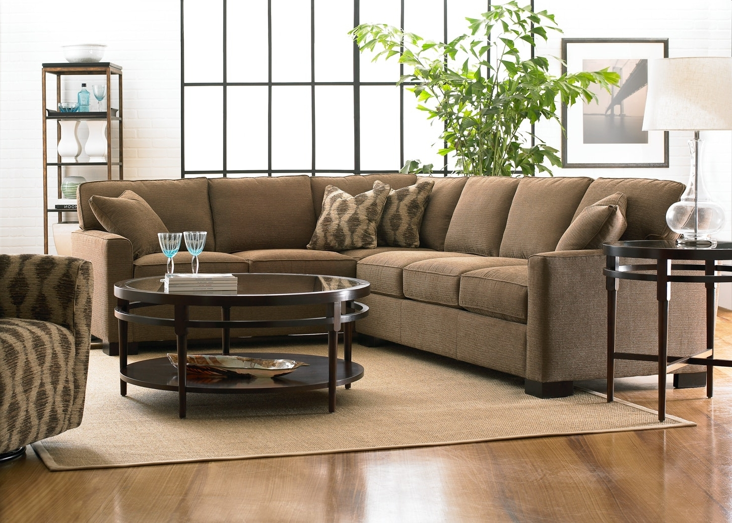 Grey Modern Sectional Modern Sectional Couches Modern Sectional For Well Known Modern Sectional Sofas For Small Spaces (View 8 of 20)
