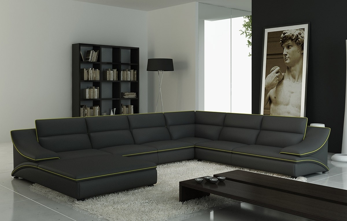 Guelph Sectional Sofas Regarding Newest Furniture : Sectional Sofa With Recliner Sectional Sofa 84 Inches (View 16 of 20)