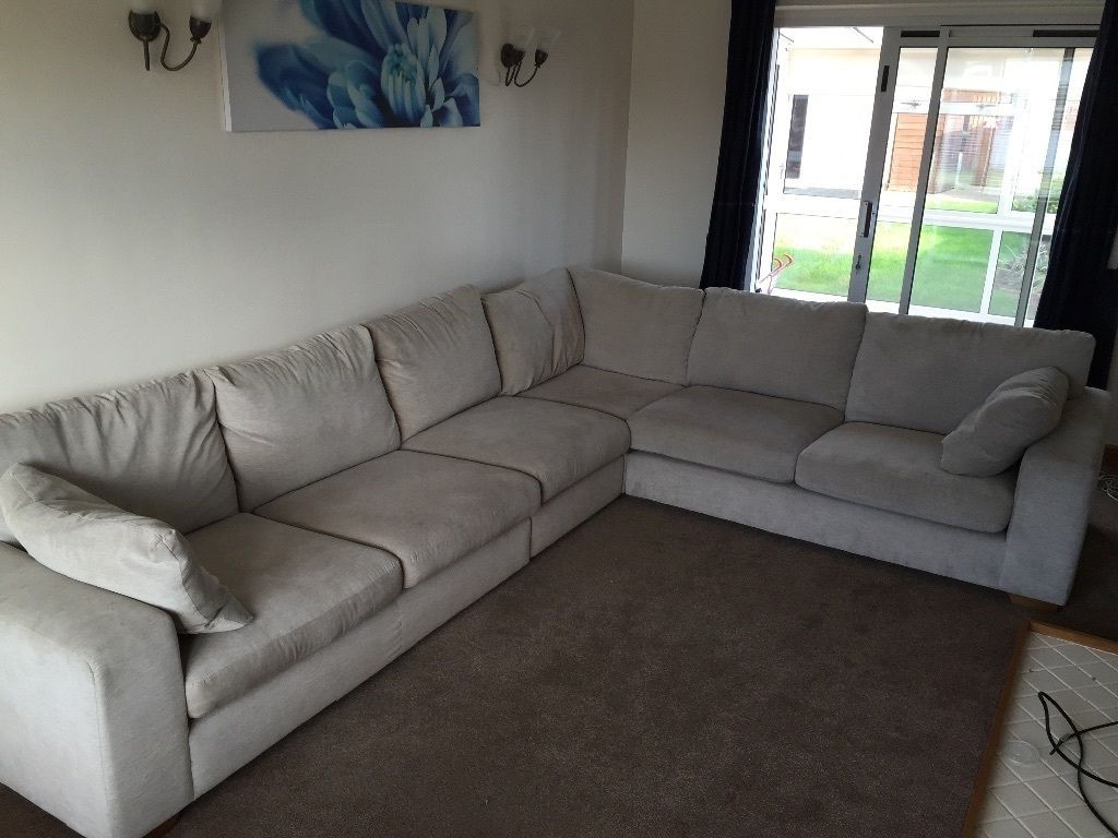 Gumtree Throughout Well Known Modular Corner Sofas (View 10 of 20)