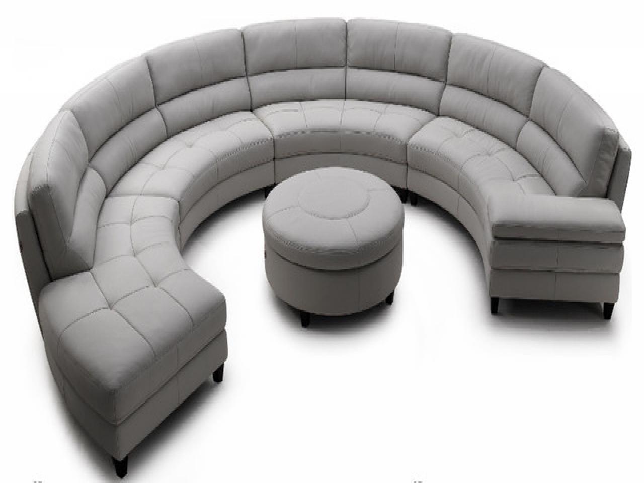 Half Circle Sofa Set (View 13 of 20)