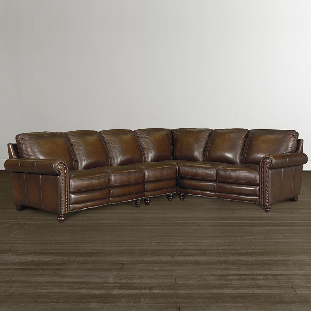Hamilton Sectional Sofas Throughout Most Current Hamilton L Shaped Leather Sectional (View 10 of 20)