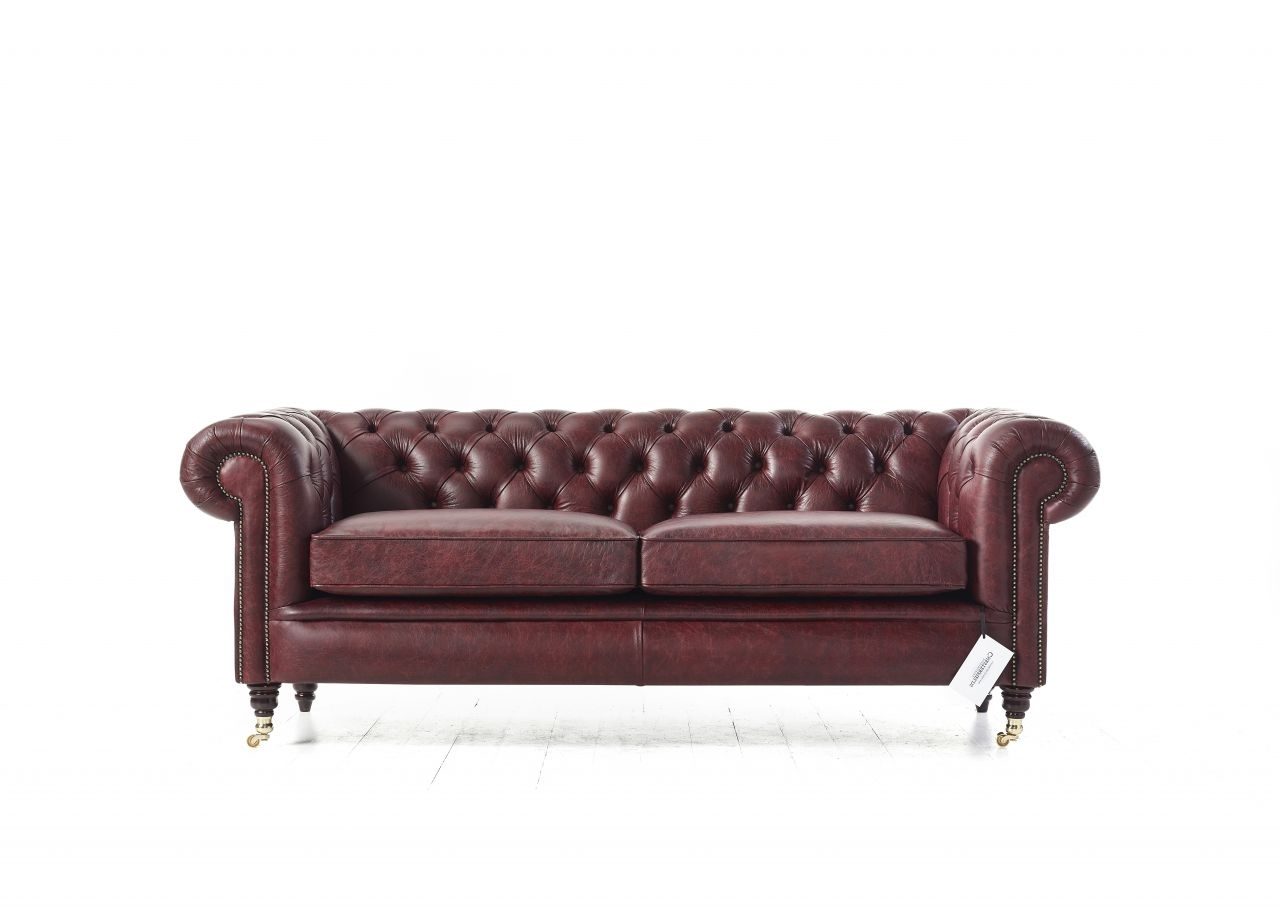 Handmade Chesterfield Sofas (View 9 of 20)