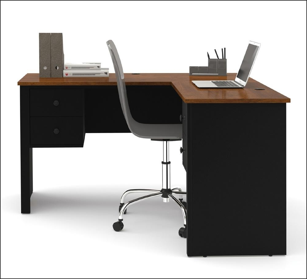 Harvey Norman Computer Desks With Regard To Latest Black Desk Harvey Norman Tags : Fabulous Black Desk With Drawers (View 18 of 20)