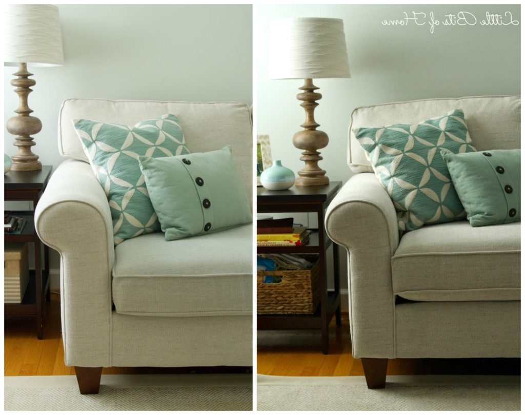 Havertys Sectional Sofas Within Favorite Havertys Corey Sectional Update + Review (View 9 of 20)