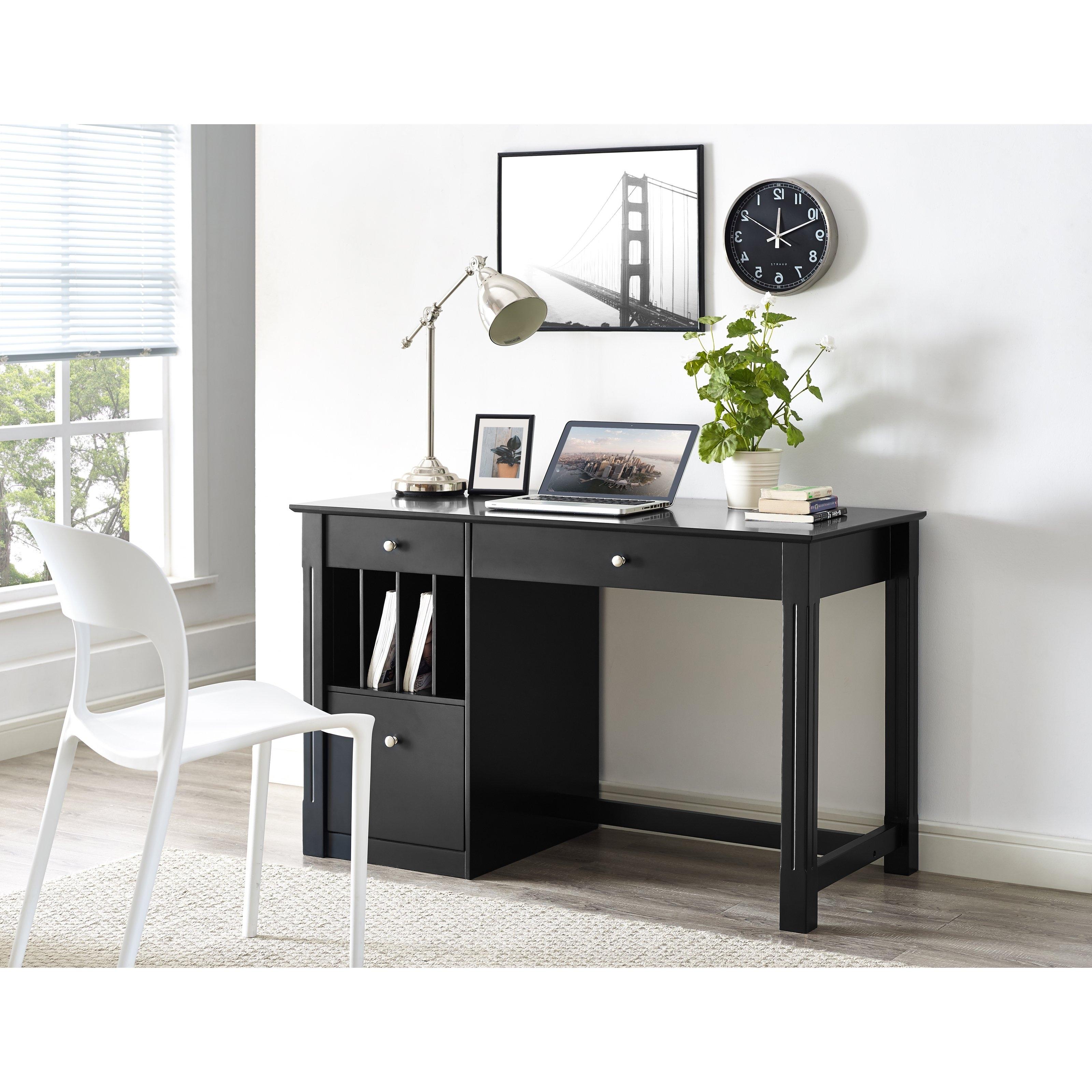 Hayneedle In Quill Computer Desks (View 5 of 20)
