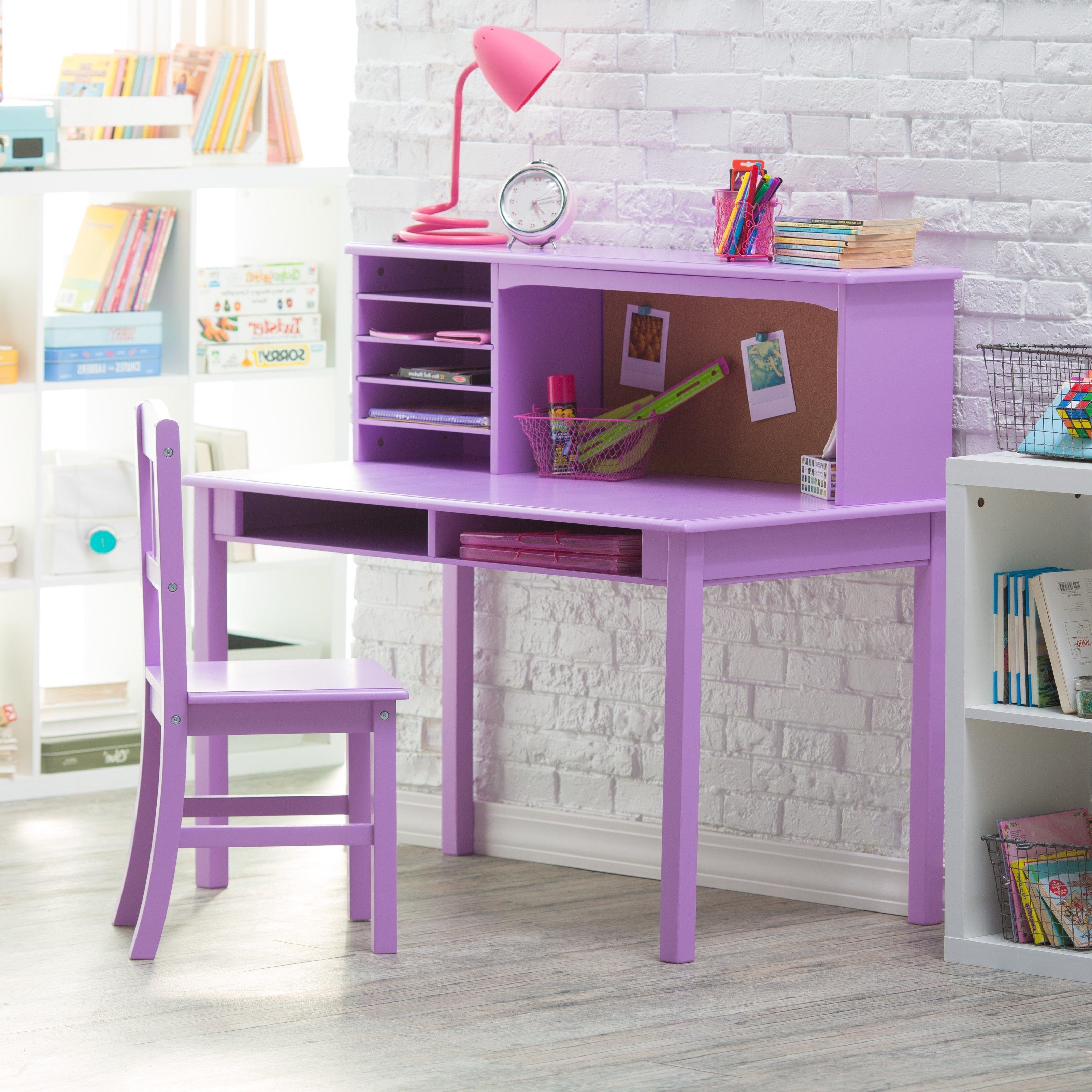 Hayneedle Inside Pink Computer Desks (View 6 of 20)