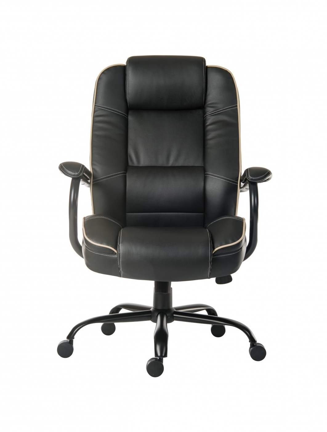 Heavy Duty Leather Executive Office Chair • Office Chairs Within Well Known Heavy Duty Executive Office Chairs (View 4 of 20)