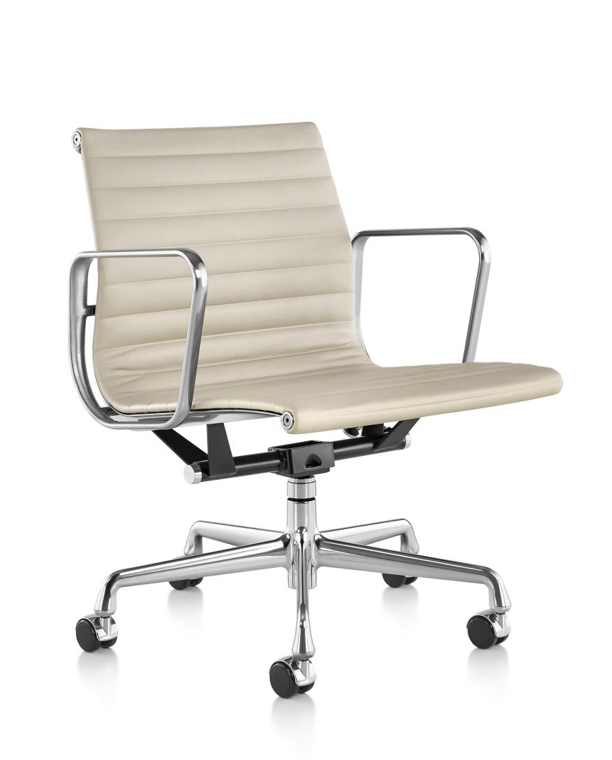 Hermanmiller® Eames® Aluminum Group Management Chair – The Century For Newest Madison Executive Office Chairs (View 3 of 20)