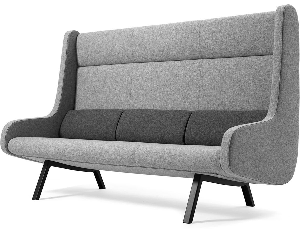 High Back Sectional Sofas – It Is Better To Opt For Leather Or Fabric? Regarding Most Recent High Back Sofas And Chairs (View 5 of 20)