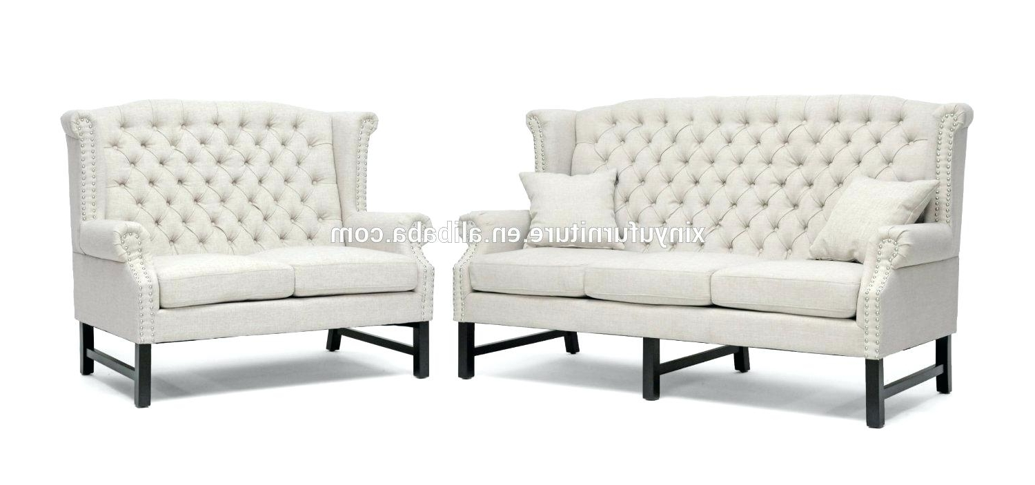 Featured Photo Of High Back Sofas And Chairs