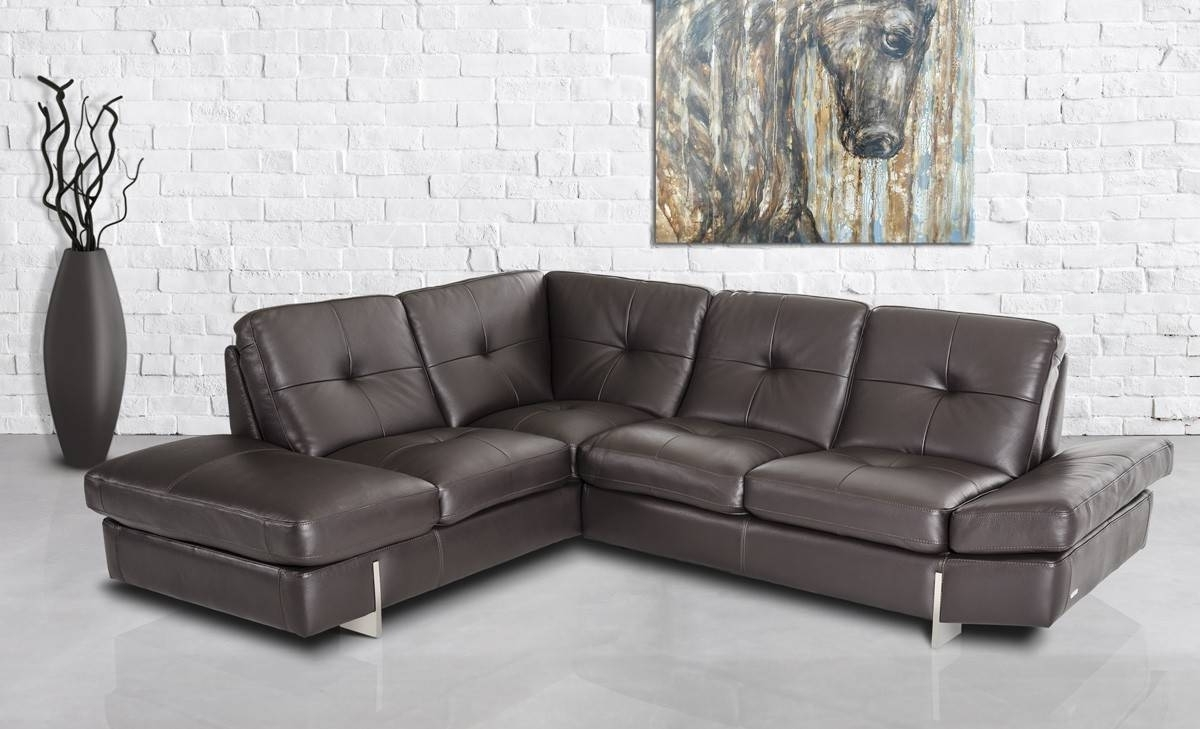 High End Leather Sectional Sofas – Video And Photos With Trendy High End Leather Sectional Sofas (View 6 of 20)