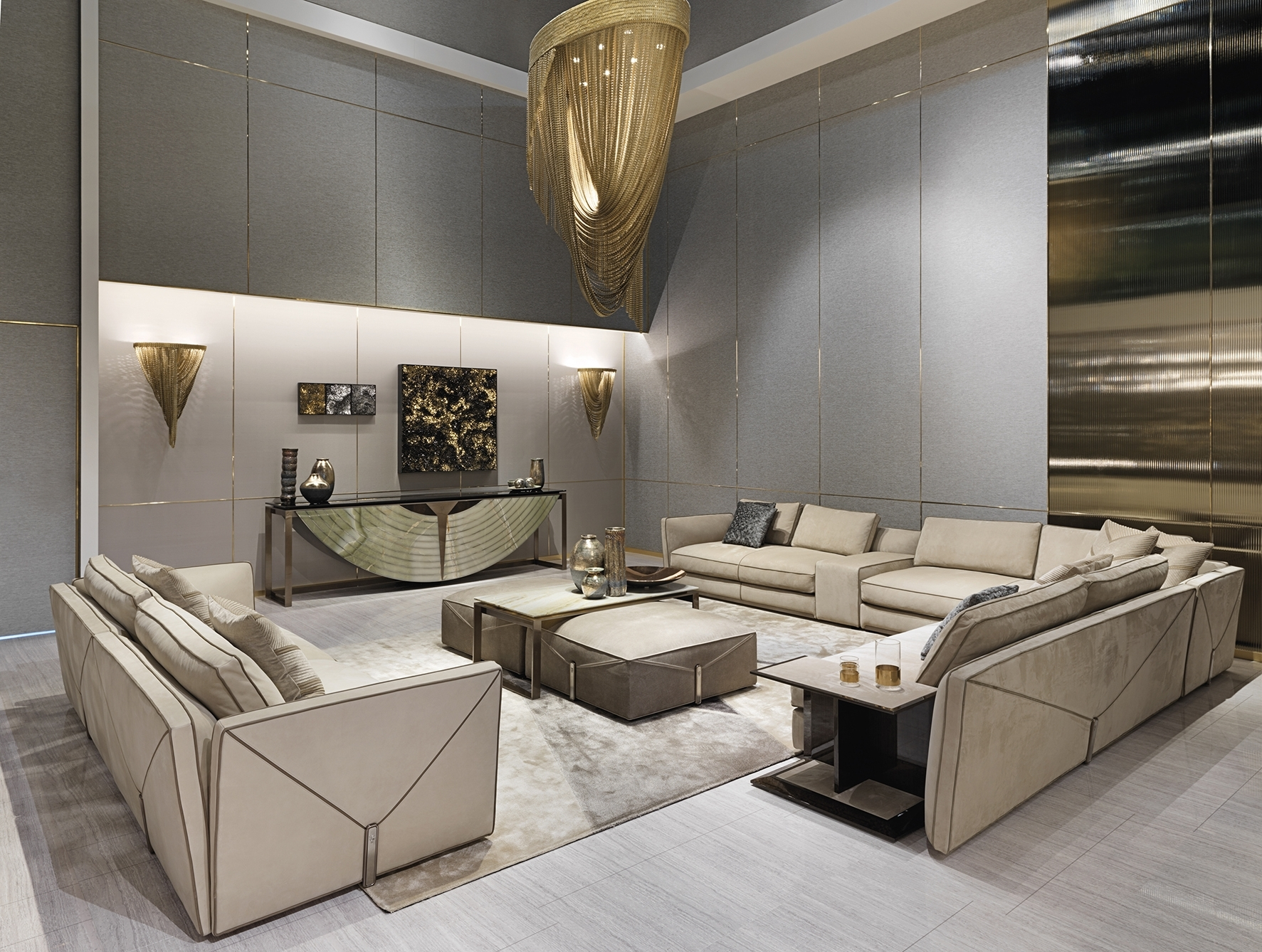 High End Sofas In 2018 Italian Designer Luxury High End Sofas & Sofa Chairs: Nella Vetrina (View 4 of 20)