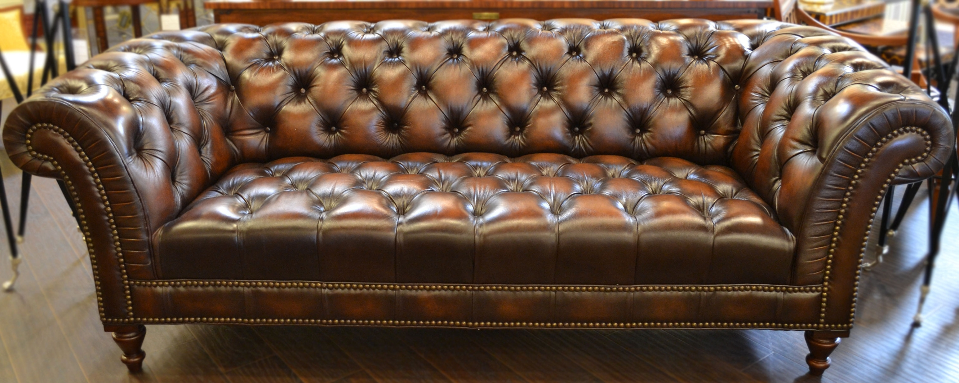 High End Sofas Pertaining To Newest High End Leather Sofa – Visionexchange (View 20 of 20)