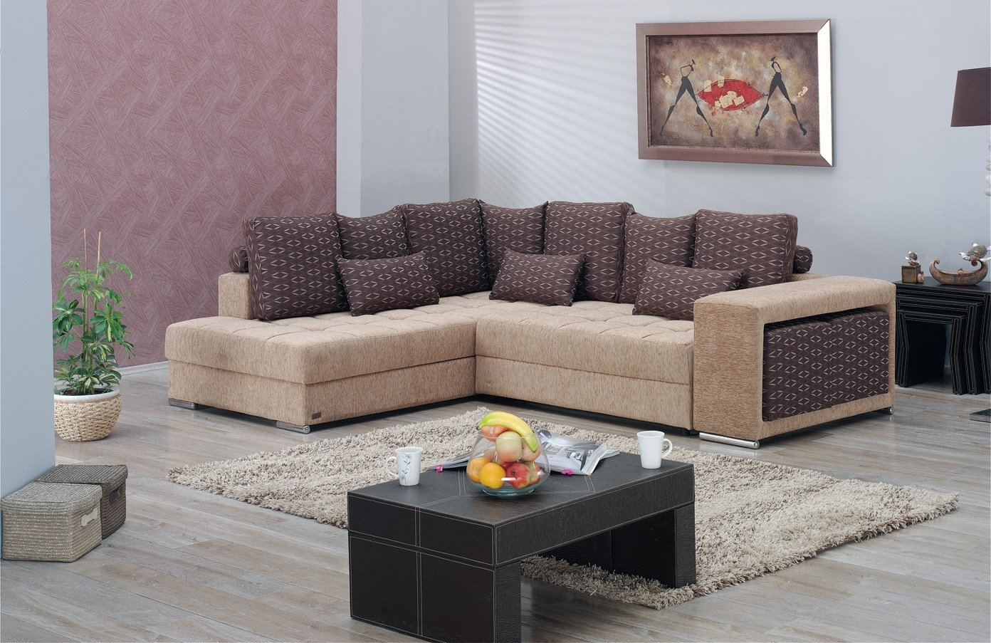 High Quality Sectional Sofas Regarding Current Sectional Sofa Design: Elegant Sectional Sofa Los Angeles Best (View 6 of 20)