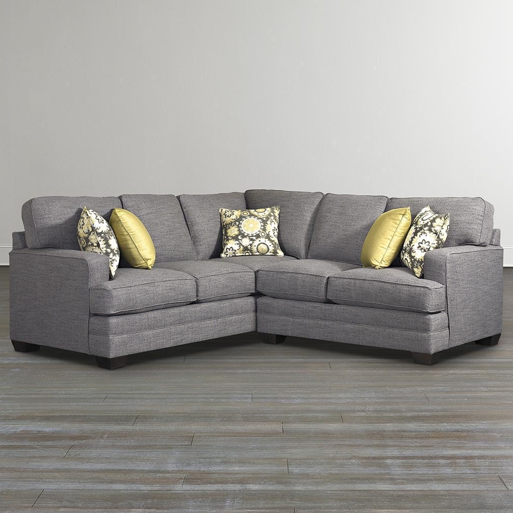 Home Decor : Custom L Shaped Sectional Bassett Furniture L Sofa Regarding Most Recent Sectional Sofas At Bassett (Gallery 10 of 20)