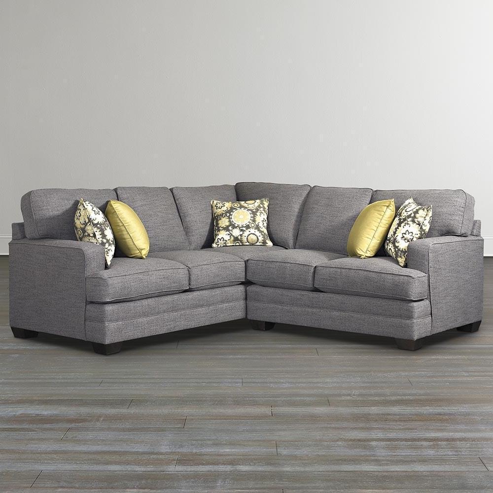 Home Decor : Custom L Shaped Sectional Bassett Furniture L Sofa Regarding Most Recent Sectional Sofas At Bassett (View 10 of 20)