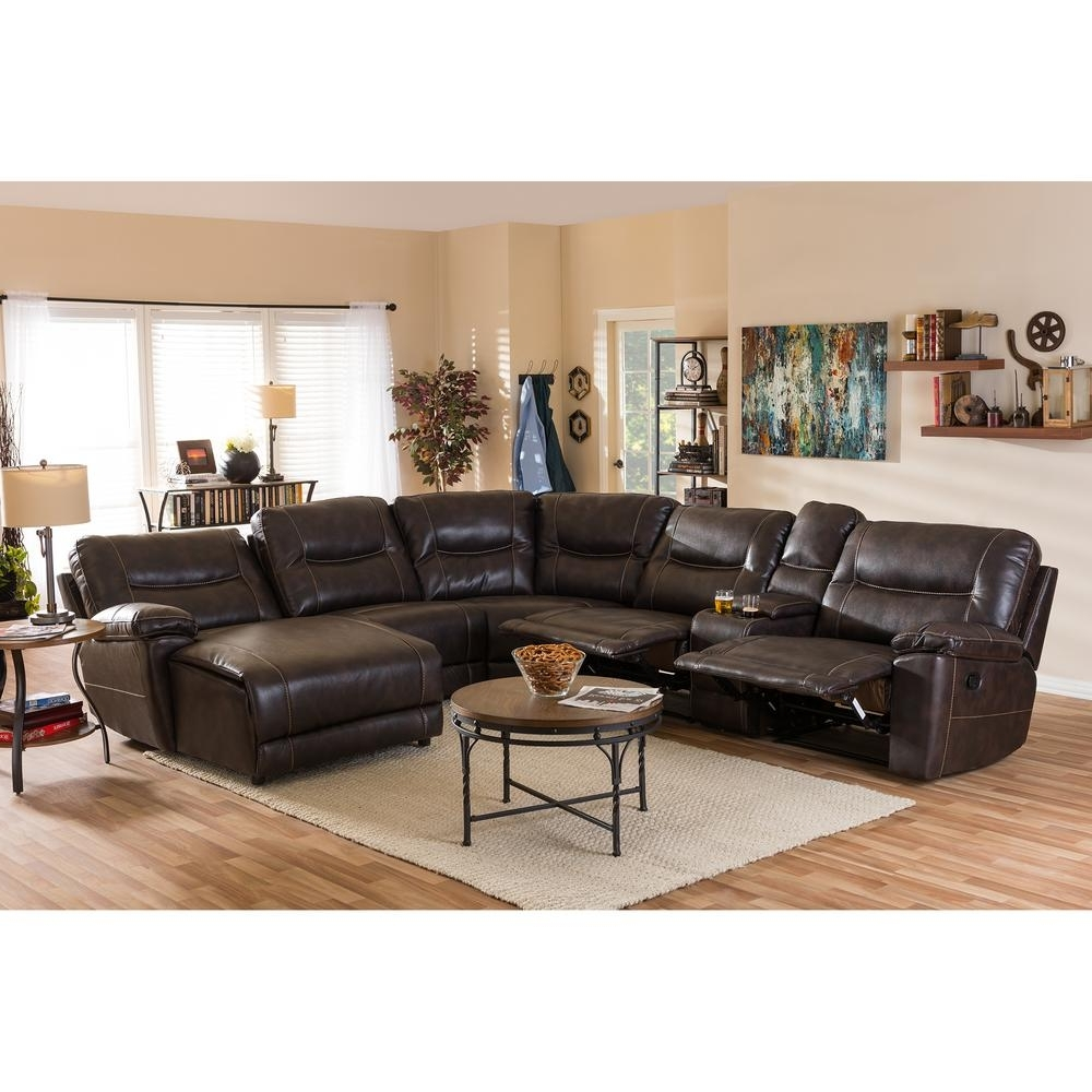 Home Depot Sectional Sofas With Regard To Well Known Sectionals – Living Room Furniture – The Home Depot (View 9 of 20)