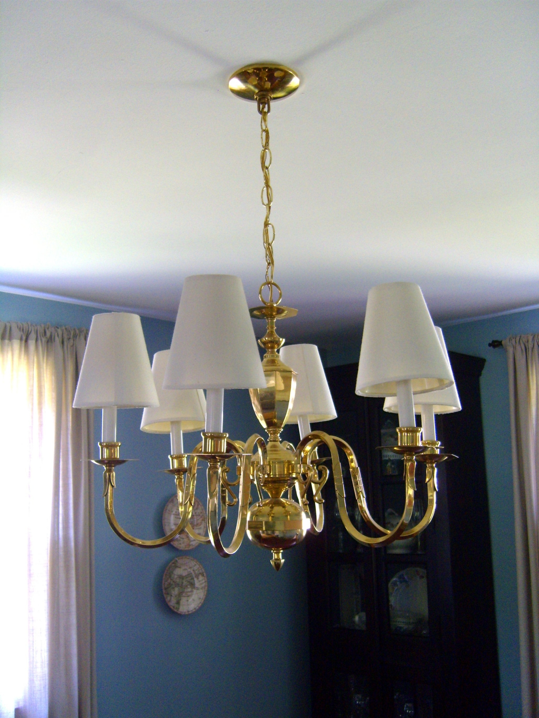Home Design & Decorating Ideas Inside Small Chandelier Lamp Shades (View 7 of 20)
