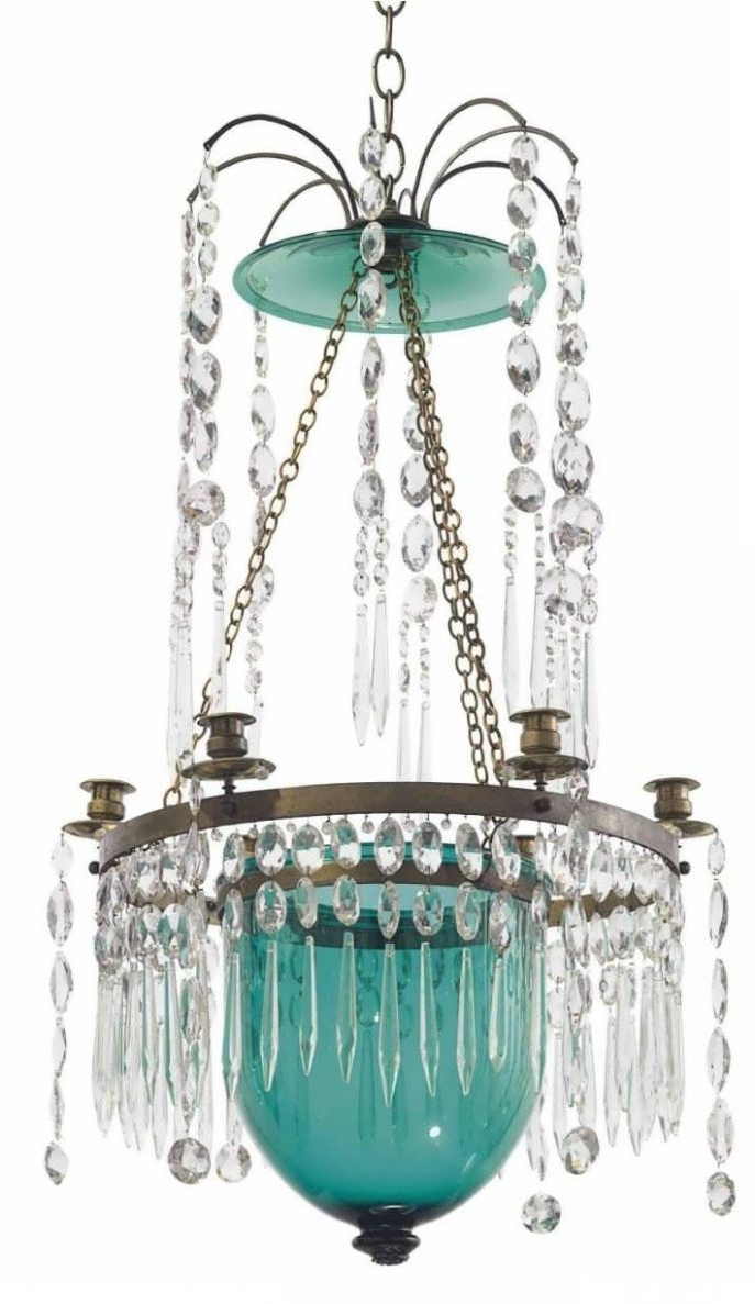 Home Design : Excellent Turquoise Chandelier Light Gold Drum French Intended For Current Turquoise And Gold Chandeliers (View 7 of 20)