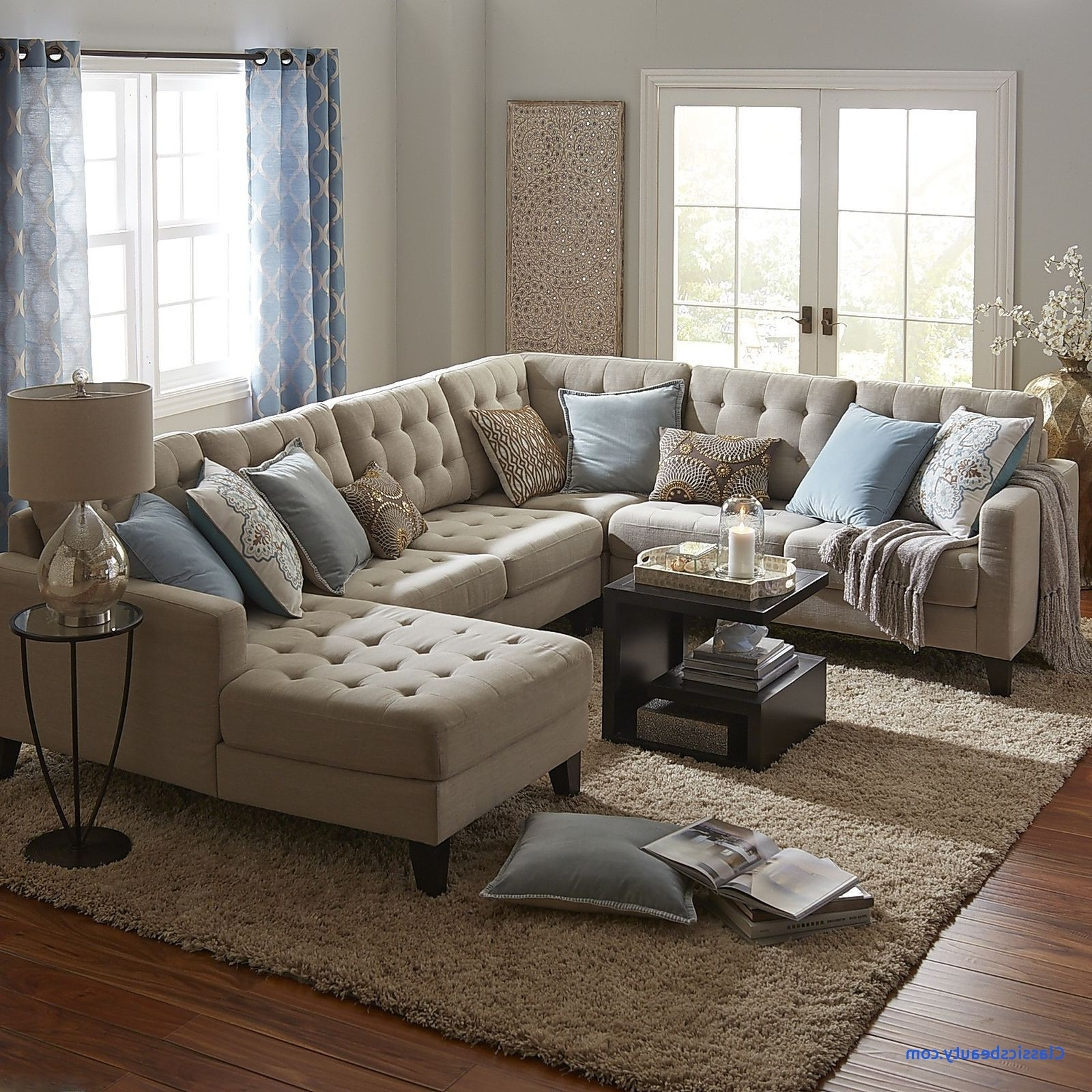Home Design For Trendy Luxury Sectional Sofas (Gallery 20 Of 20)