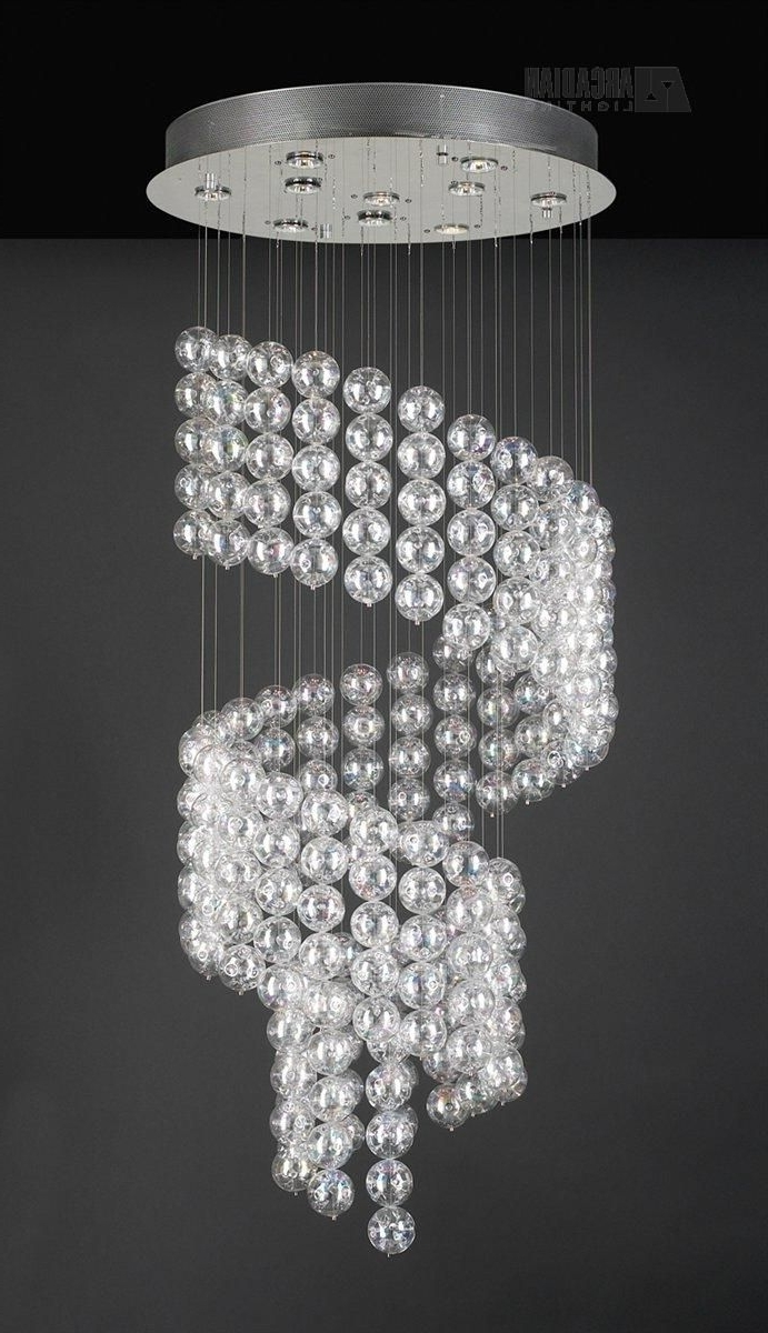 Home Design : Mesmerizing Modern Crystal Chandeliers Innovative Pertaining To Widely Used Vienna Crystal Chandeliers (View 3 of 20)