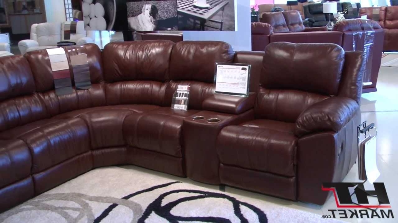 Featured Photo of Theatre Sectional Sofas