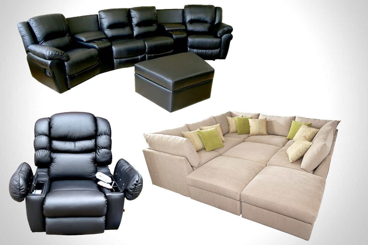 Home Theater Sectional Sofa Sofas For Designs 2 – Visionexchange (View 6 of 20)