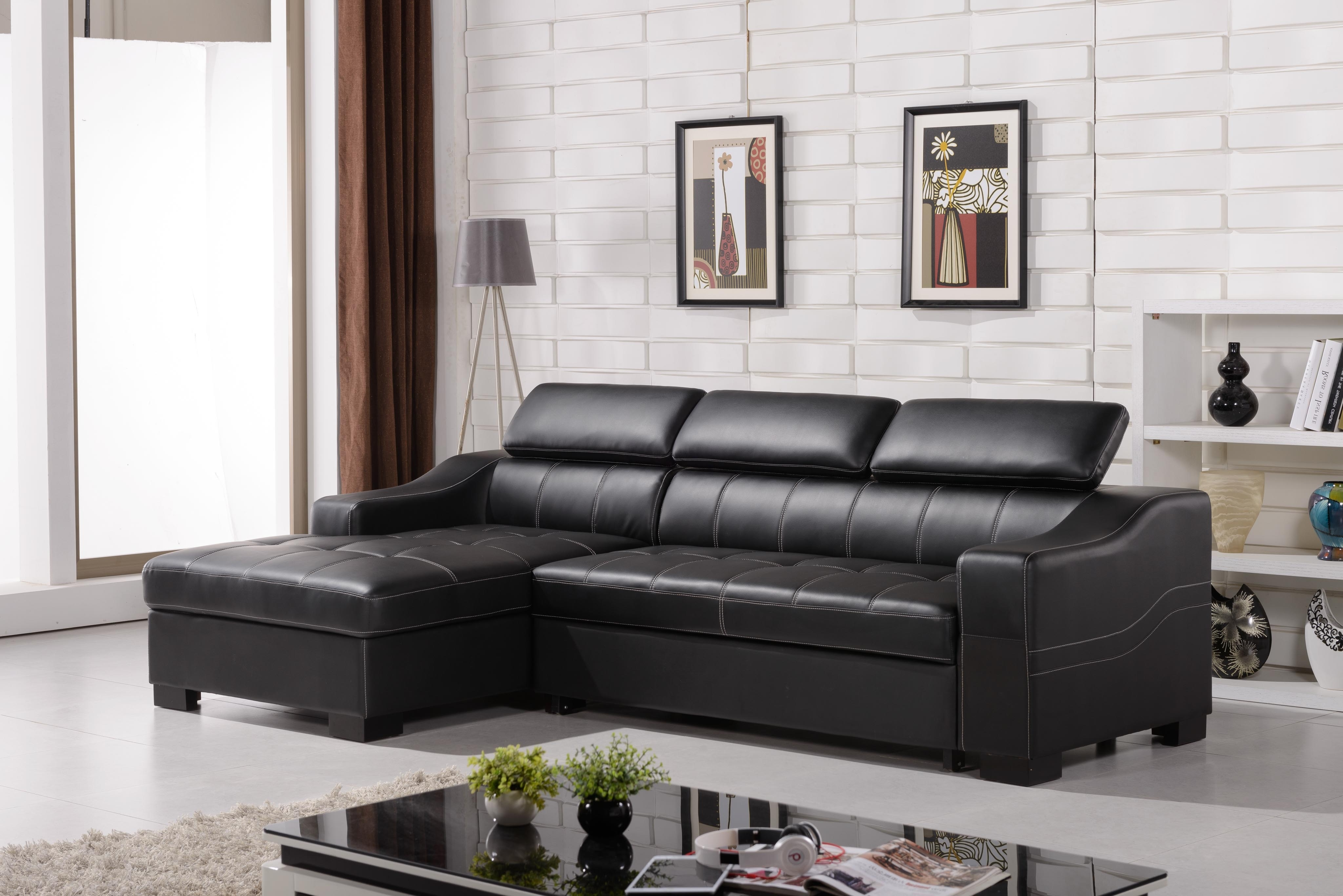 Homesfeed Within Sectional Sofas That Turn Into Beds (View 16 of 20)