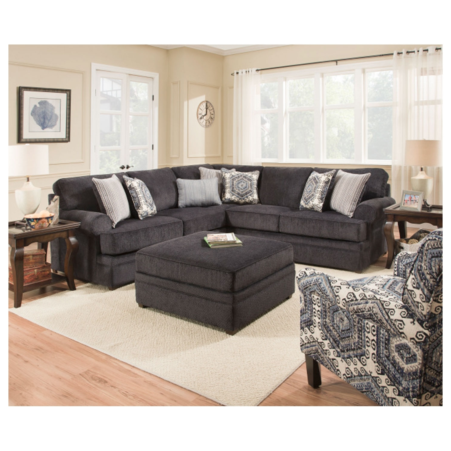 Hope Home For Simmons Sectional Sofas (View 7 of 20)