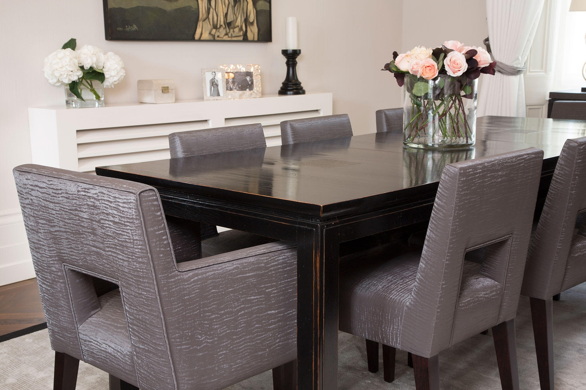 Hugo Dining Chair – Restaurant Chairs From The Sofa & Chair With Regard To Best And Newest Dining Sofa Chairs (View 3 of 20)