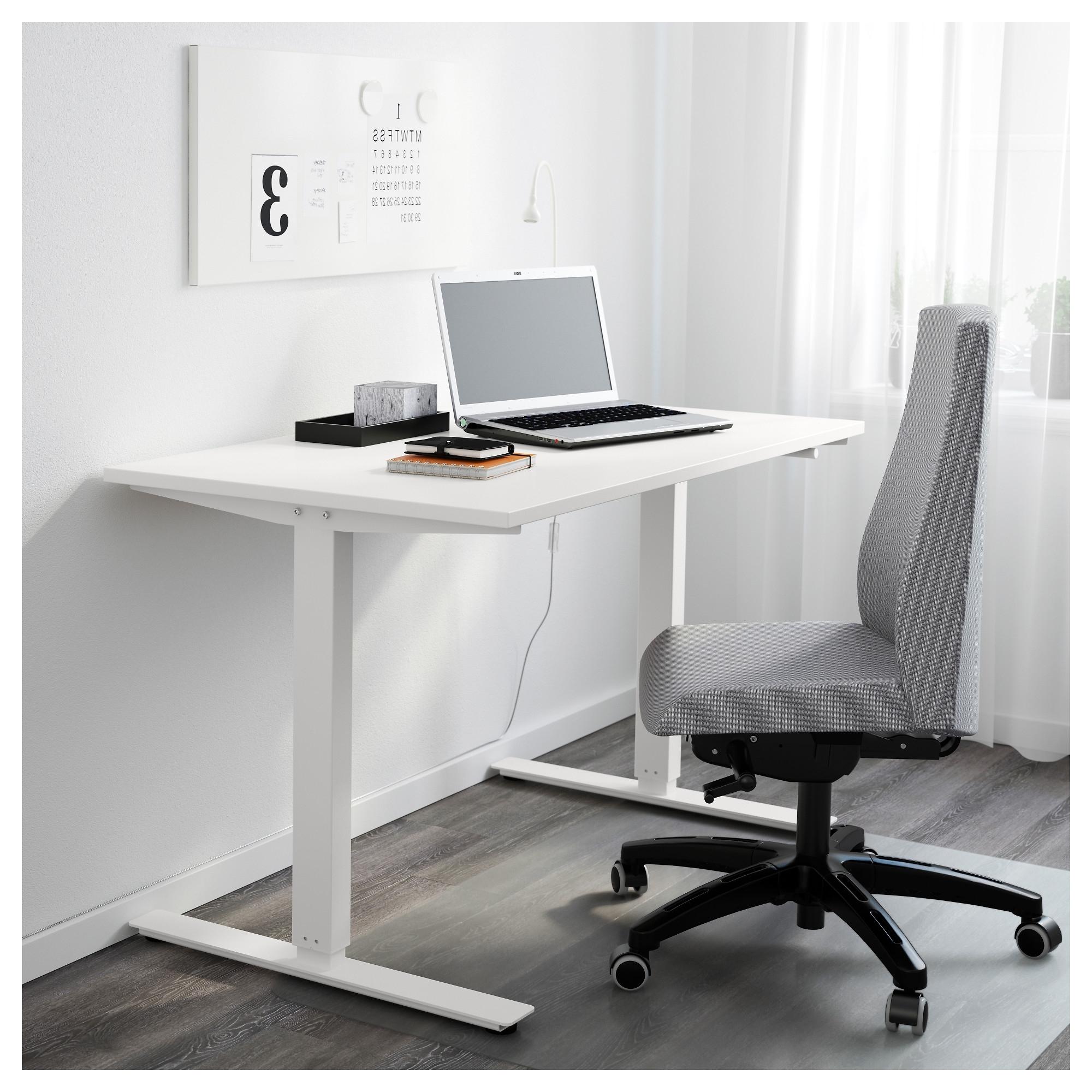 Ikea Mn Computer Desks In Fashionable Skarsta Desk Sit/stand – Ikea (View 18 of 20)